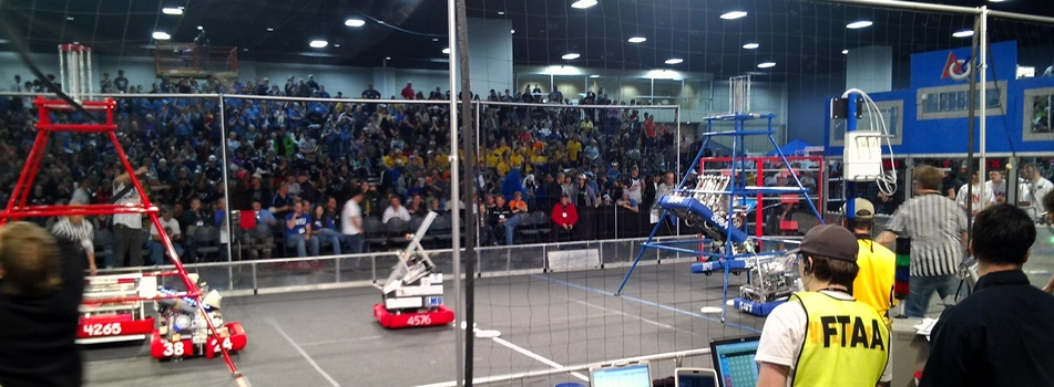 First Robotics Compeition